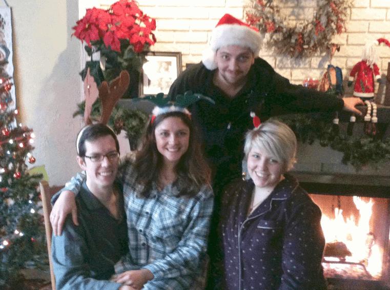 christmas morning tara brenna kenny brian