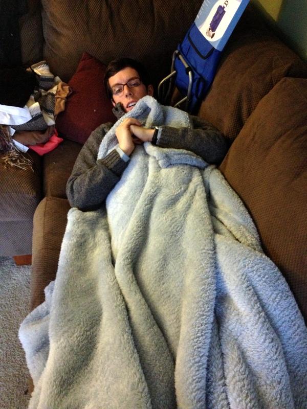 Brian napping 3