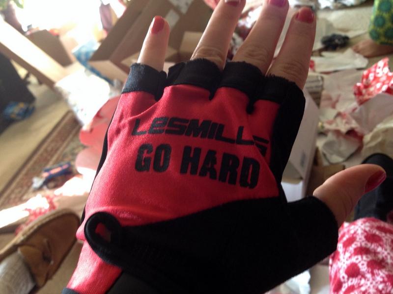 Les mills gloves
