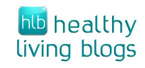 healthy living blogs logo