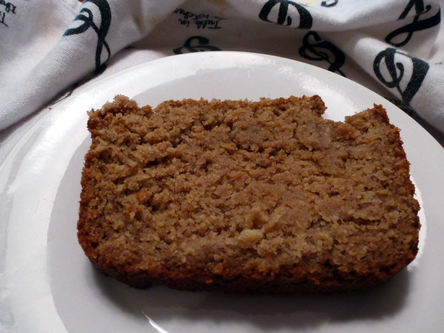 chickpea banana bread 6