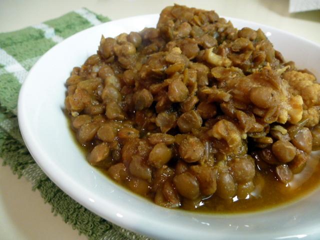 lentil kale curry crock pot 3