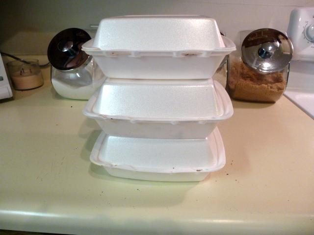 Santorini leftovers