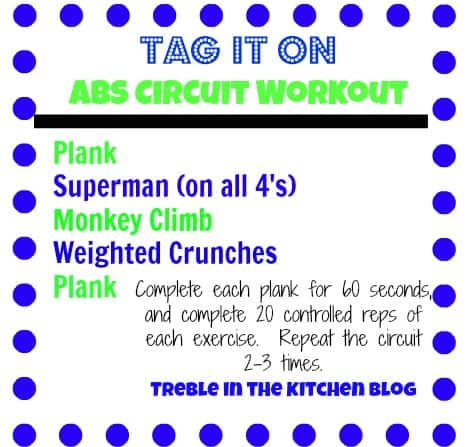Tag it on Abs Circuit