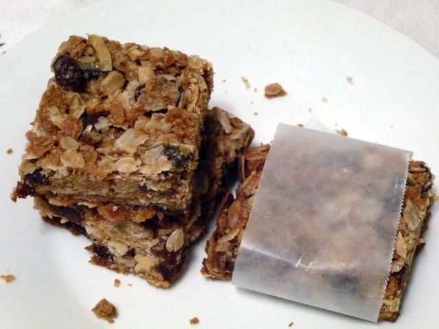 granola bars 7