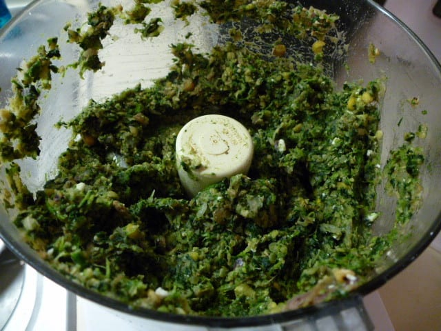 lentil spinach greek burgers 2