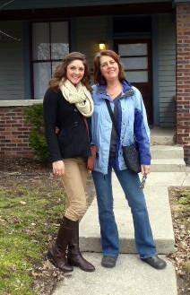 mom and tara
