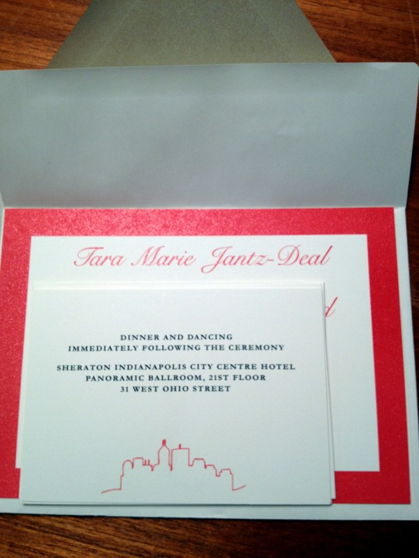 wedding invitations 4