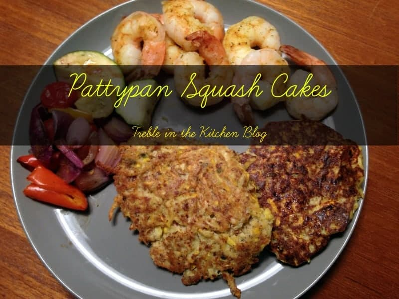 Pattypan cakes text