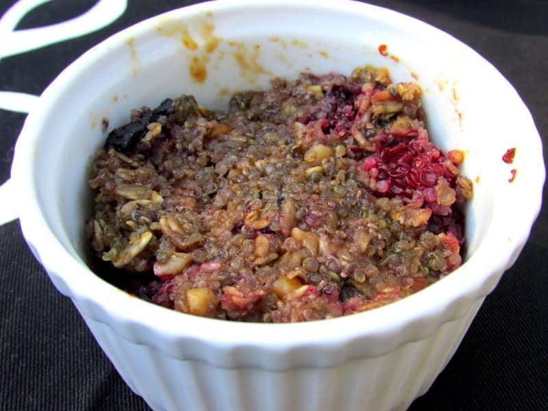 quinoa bake 4