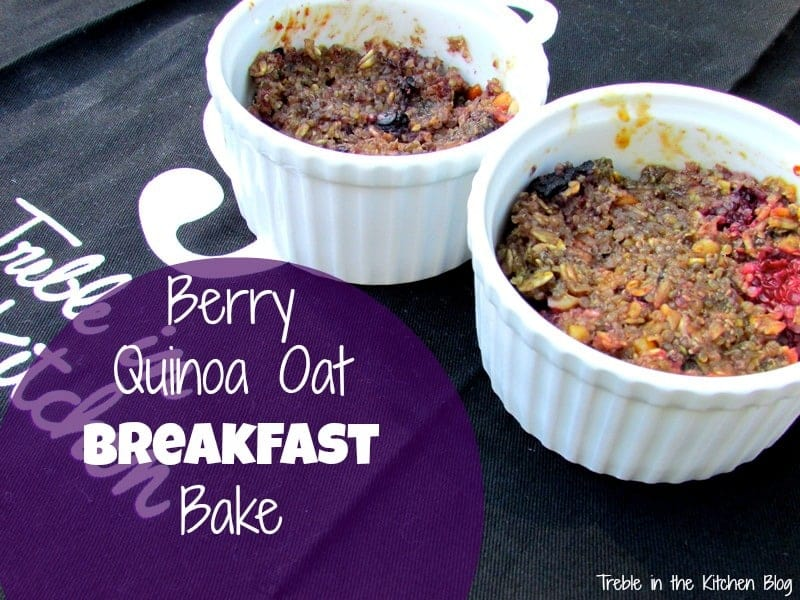 quinoa bake text