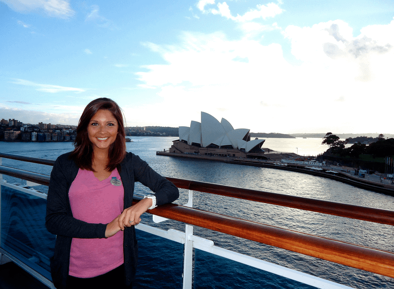 sydney, australia cruise