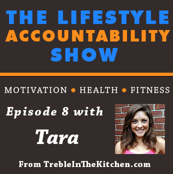 Lifestyle Accountability Show | Treble in the Kitchen