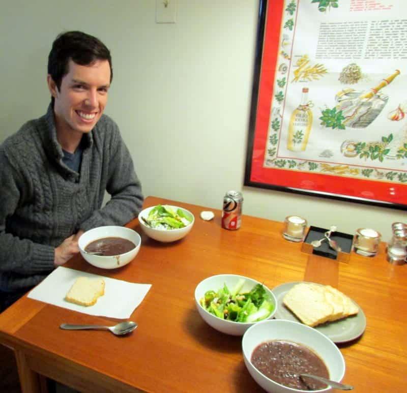 brian lunch