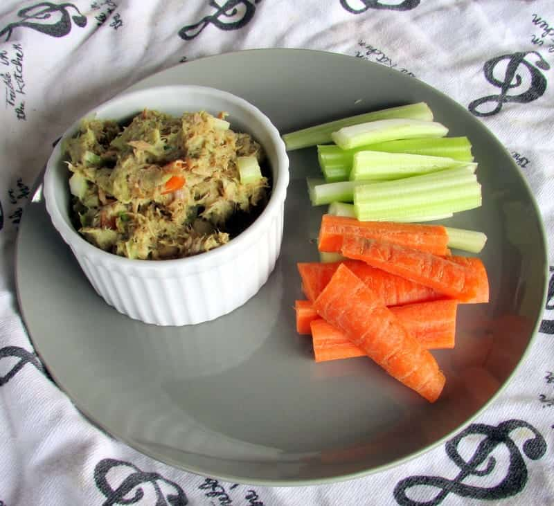 whole30 tuna salad
