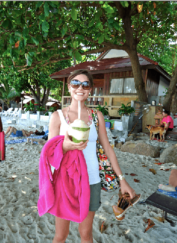 coconut water in thailand