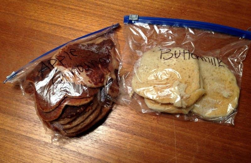 flapjacks protein pancakes