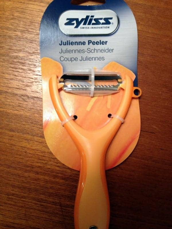 julienne peeler