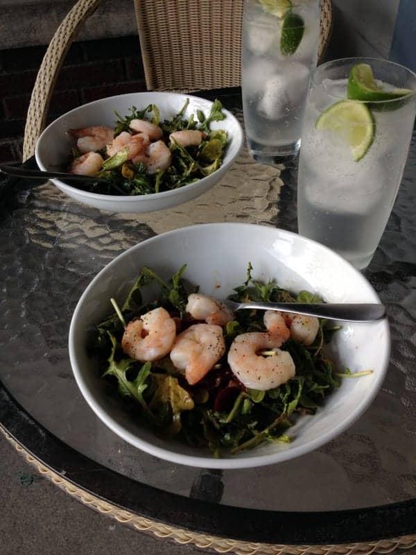 Arugula Salad via The Healthy Maven