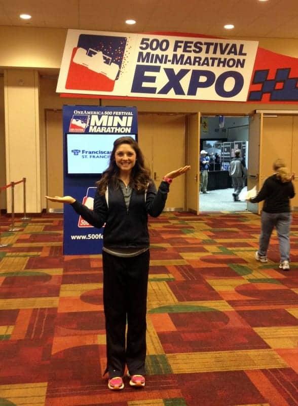 mini marathon 2014