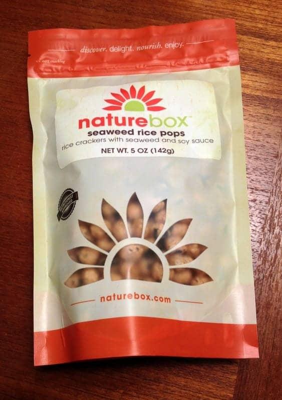 PopSugar NatureBox Review - Treble in the Kitchen
