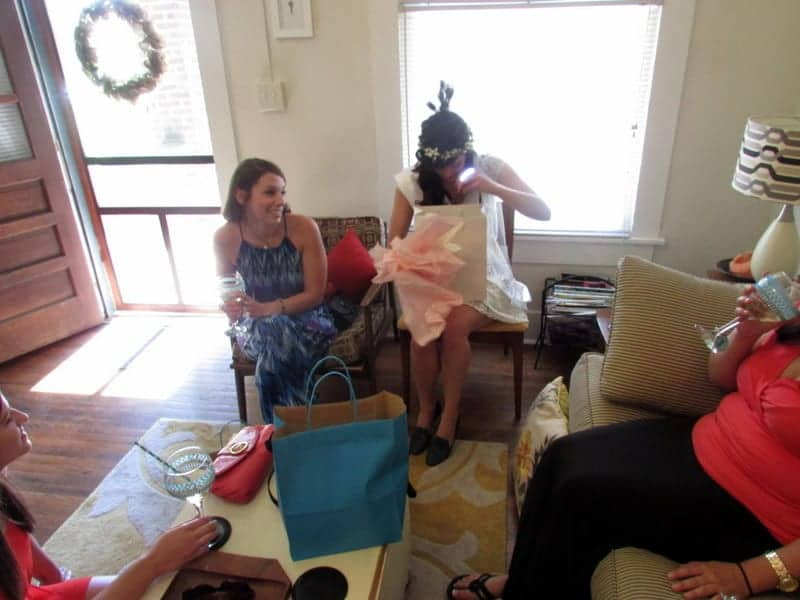 Joy's Bachelorette Party