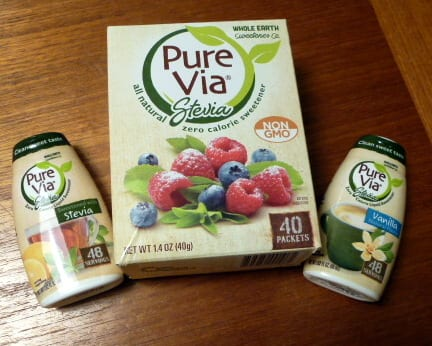 Pure Via Giveaway - Treble in the Kitchen