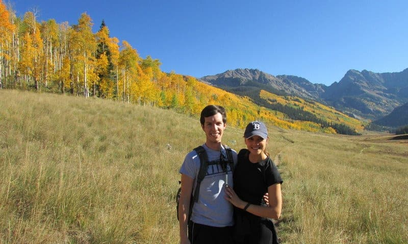 Hiking Vail