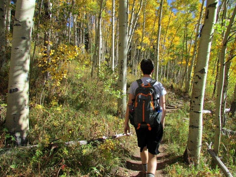 Hiking Vail
