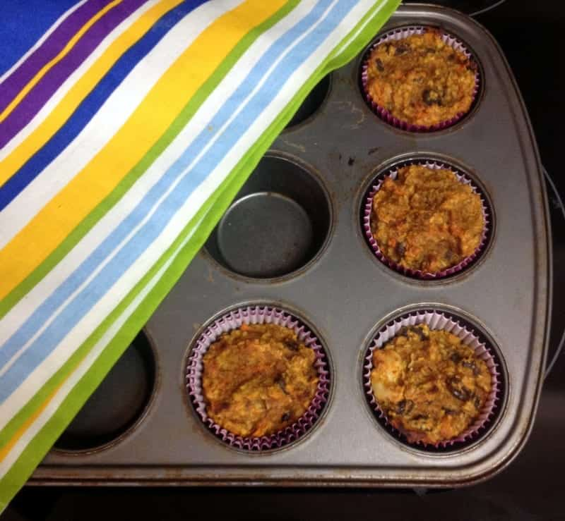carrots n cake morning glory muffins