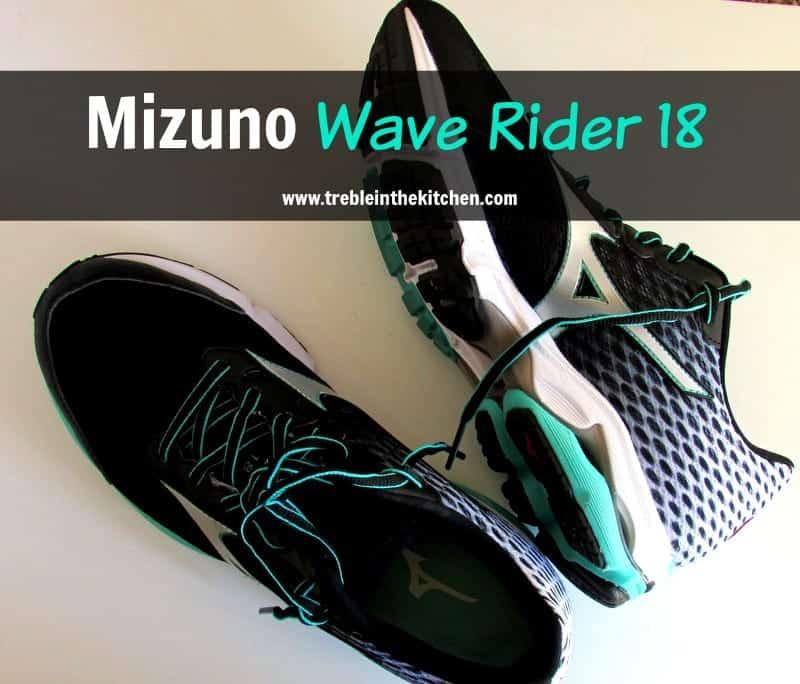 Mizuno Wave Rider 18 Review Treble in the Kitchen