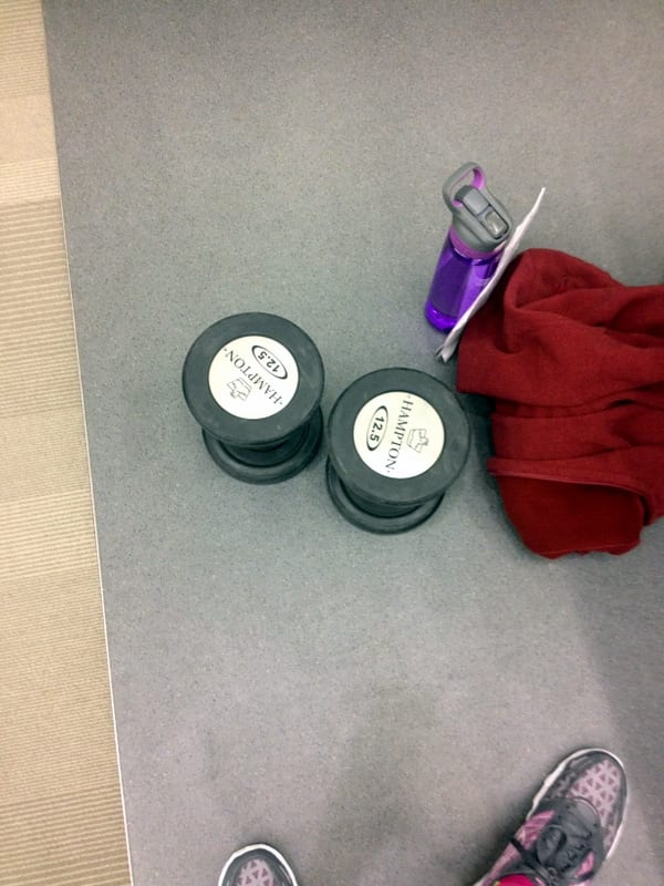 weights - Day in the Life