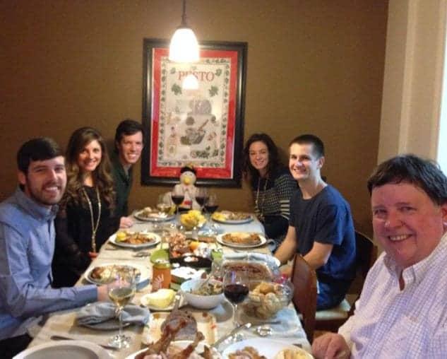 Thanksgiving Weekend 2014