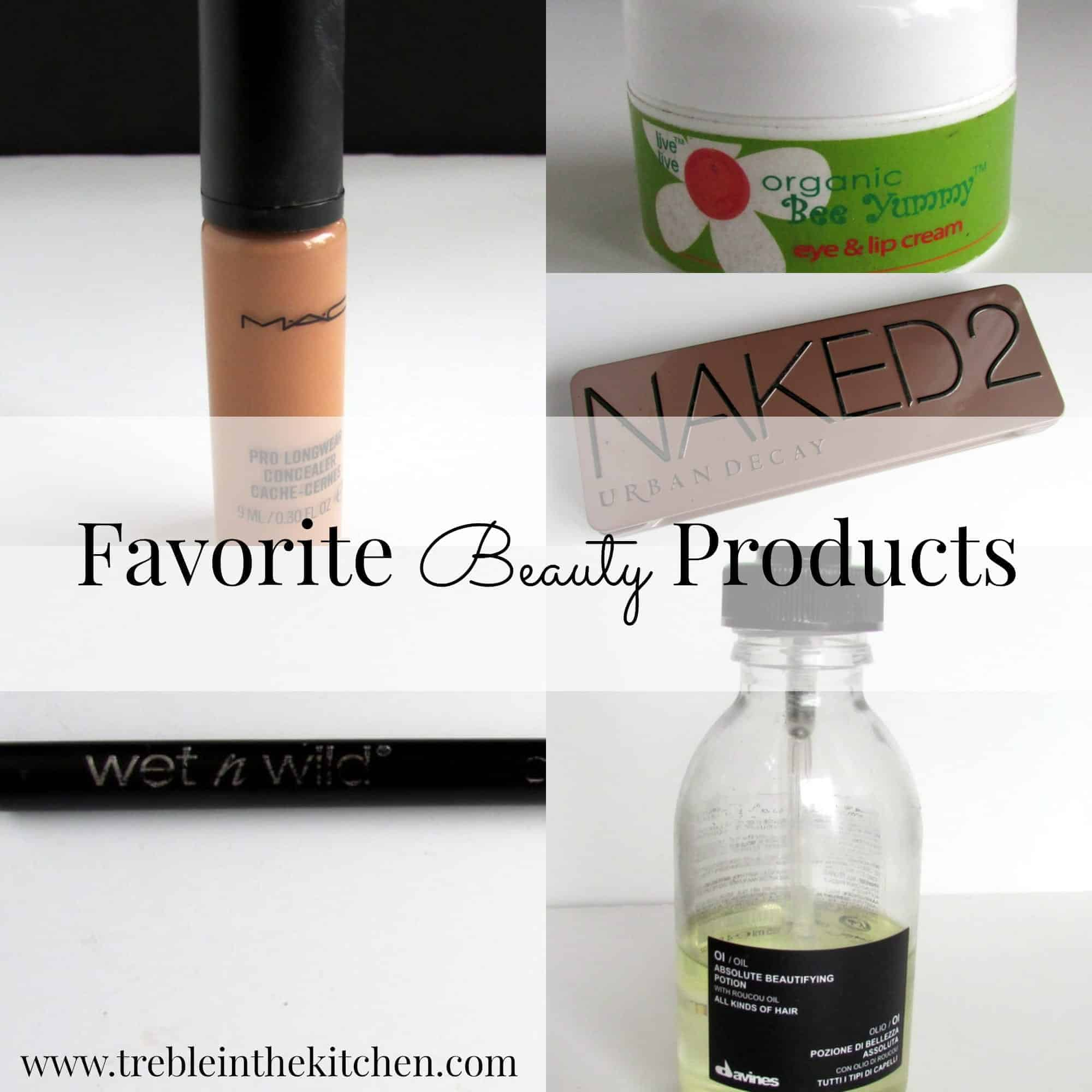 TITK Favorite Beauty Products