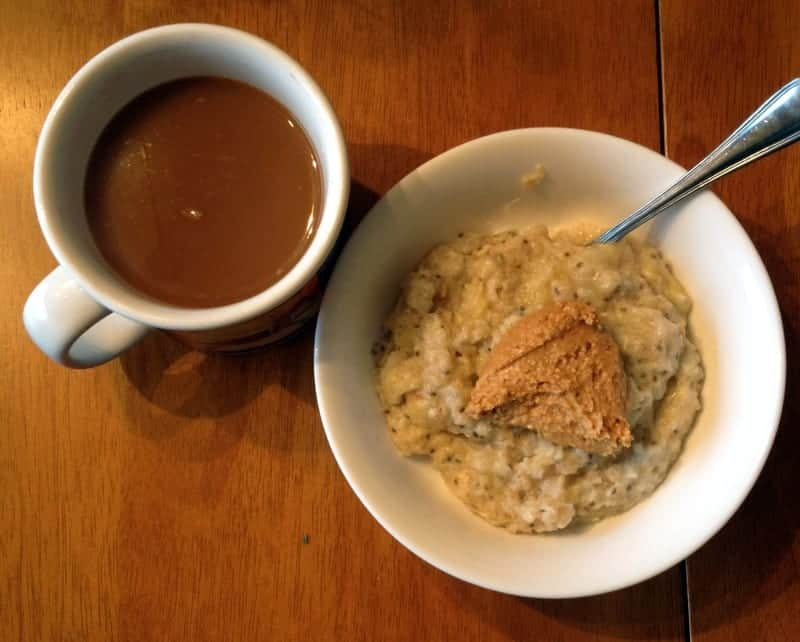 oat breakfast