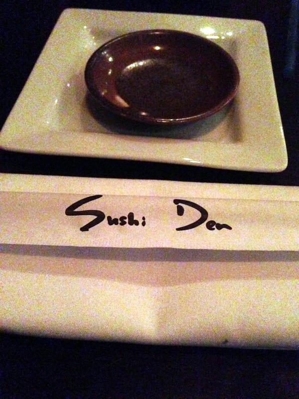 Sushi Den Denver