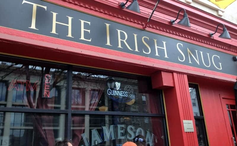 Denver Irish Snug