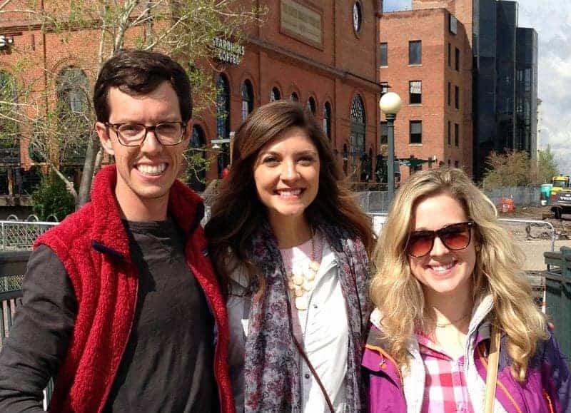 Kate's Denver Visit