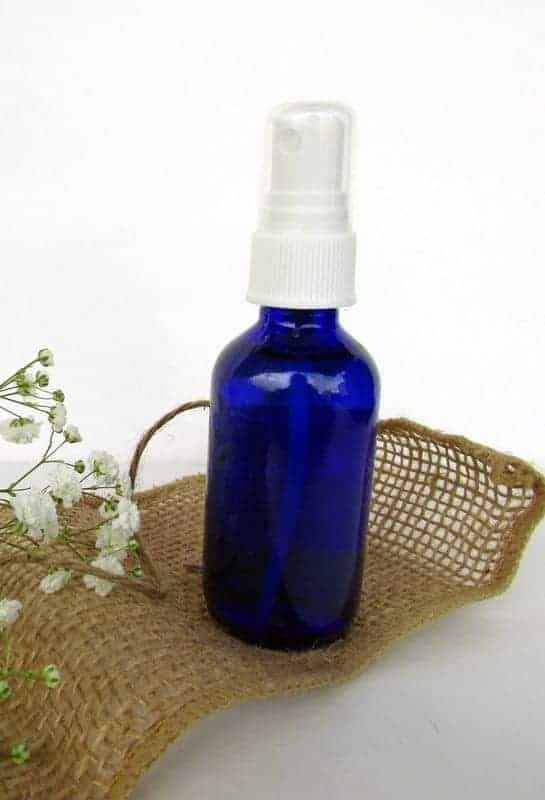 DIY Sea Salt Hairspray via Treble in the Kitchen