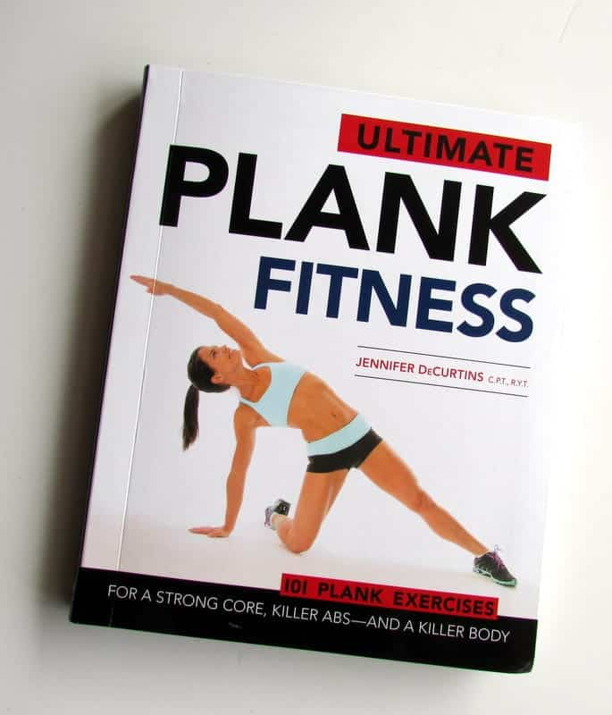 Ultimate Plank Fitness Review via Treble in the Kitchen