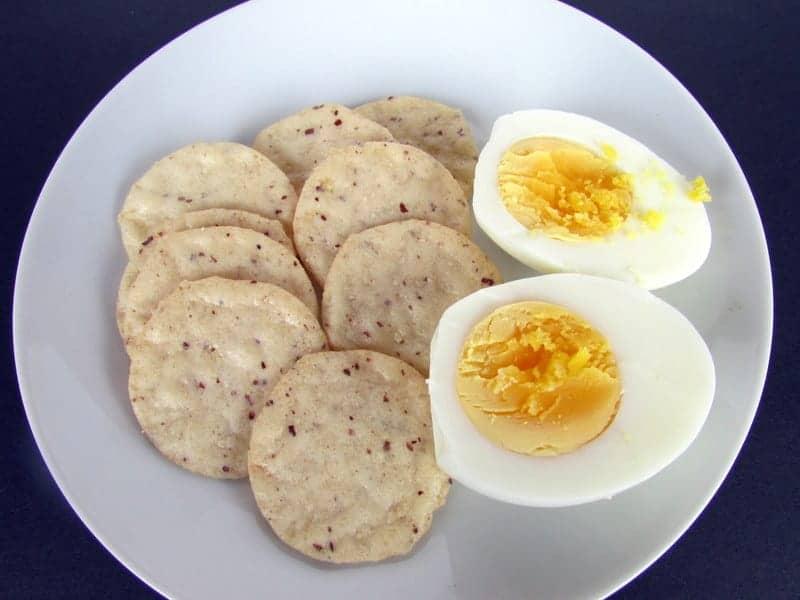 low FODMAP Snacks via Treble in the Kitchen