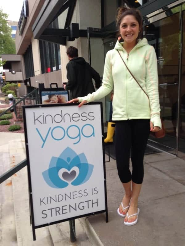 kindness yoga