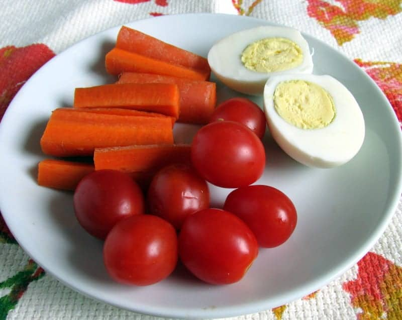 low FODMAP snack ideas via Treble in the Kitchen