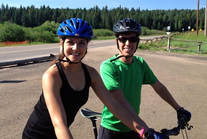 Denver Adventures Mountain Biking via Treble in the Kitchen