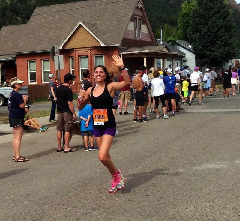 Georgetown to Idaho Springs Half Marathon 2015   Treble in the Kitchen