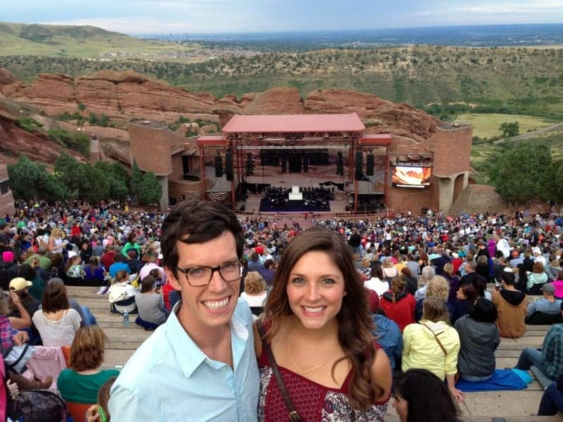 Red Rocks Concert | Treble in the Kitchen