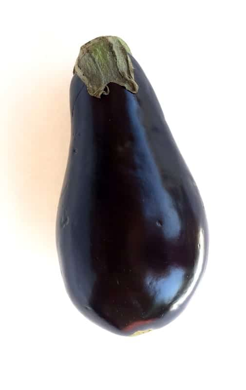 Eggplant from Treble in the Kitchen