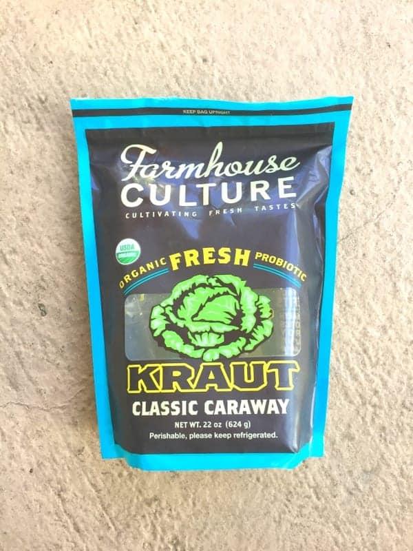 Farmhouse Culture Kraut