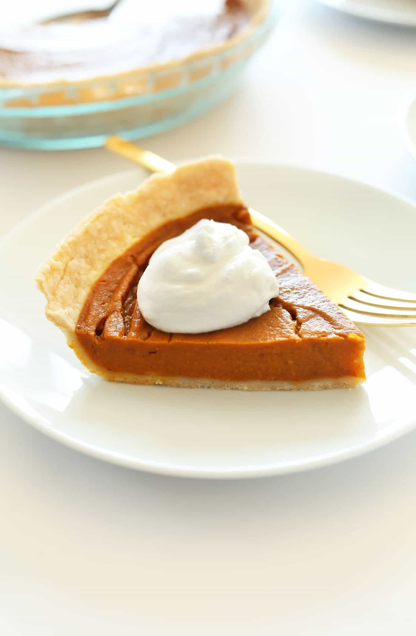 THE-BEST-Vegan-Gluten-Free-Pumpkin-Pie-10-ingredients-simple-methods-SO-delicious