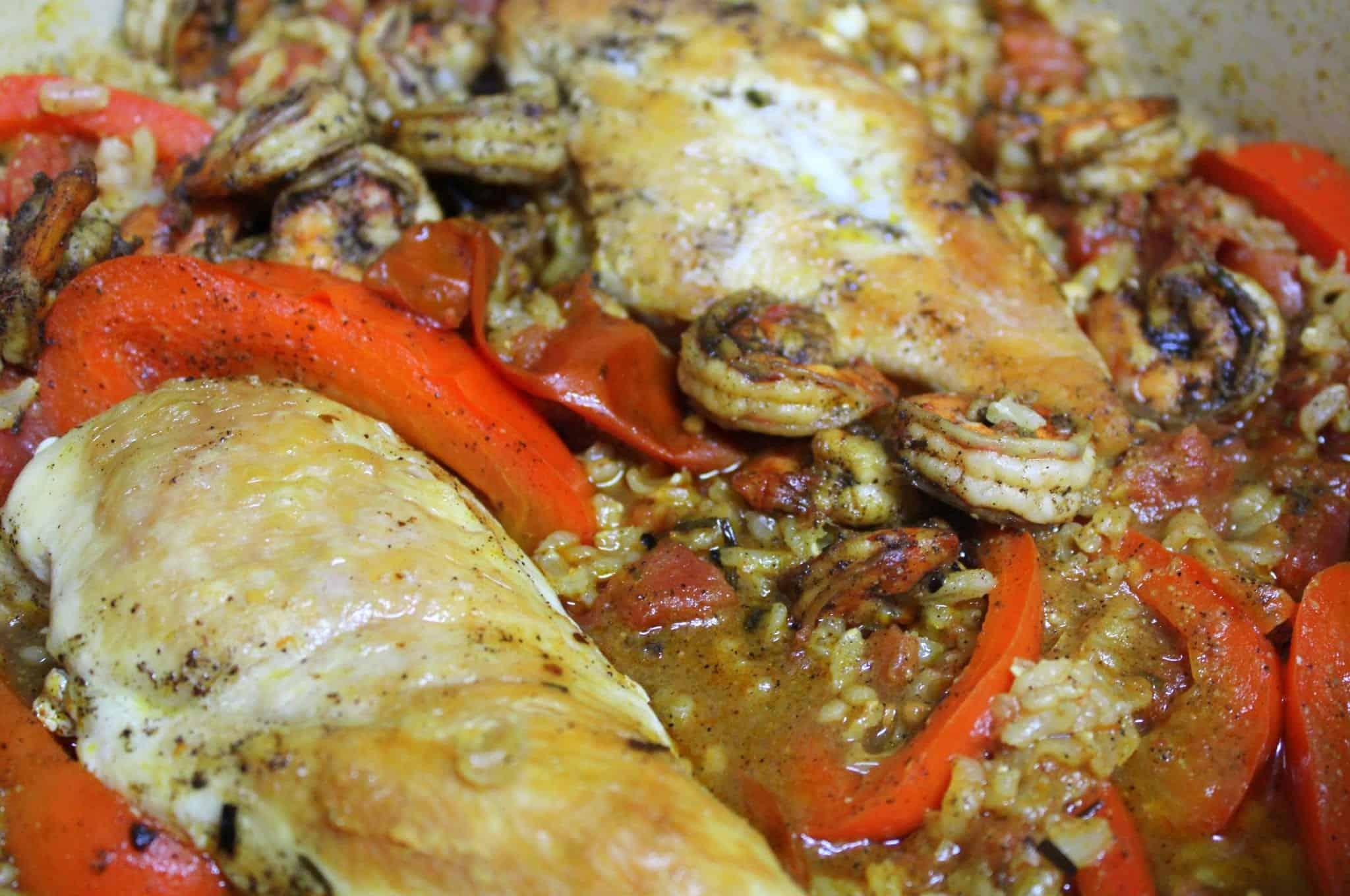 Paella Dinner